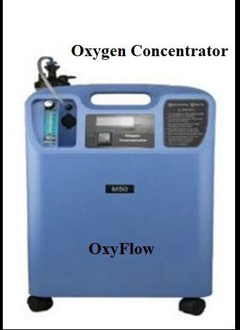 Oxygen Concentrator, Solenoid Valve, Zeolite Tower