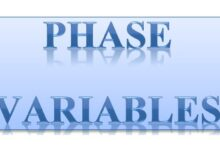 Phase Variables: Trigger, Control and Cycling Variables