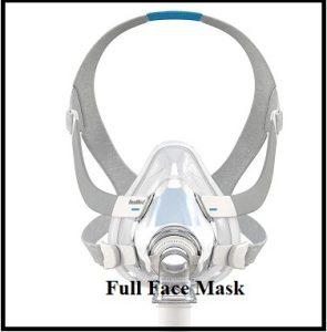 Full Face Mask, CPAP Mask