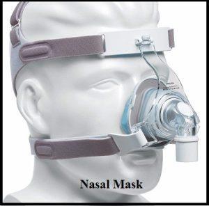 Nasal Mask, CPAP Mask