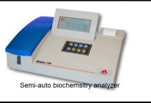 Semi-Auto Biochemistry Analyzer