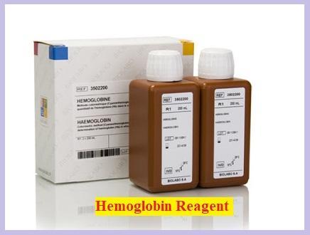 Hemoglobin Reagent, Drabkin's Method, Cyanmethemoglobin Method