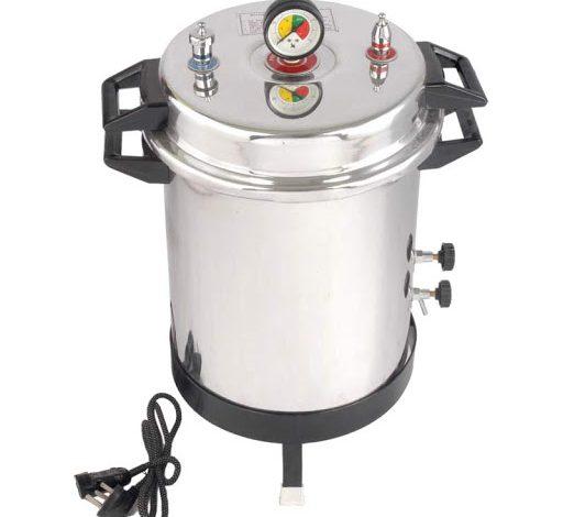 Pressure Cooker Type Autoclave