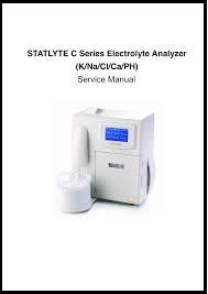 Statlyte C, Electrolyte Analyzer of Kapitol Group International Ltd, Sunrise Surgical House