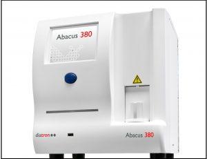 Hematolgoy Analyzer of Diatron Company (Abacus 380), Sunrise Surgical House